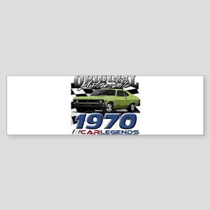 1970 Nova Bumper Sticker