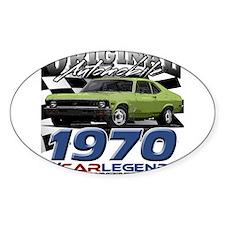 1970 Nova Sticker