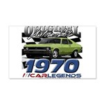 1970 Nova Decal Wall Sticker