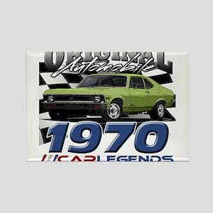 1970 Nova Magnets