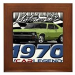 1970 Nova Framed Tile