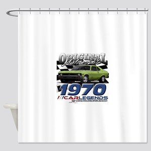1970 Nova Shower Curtain