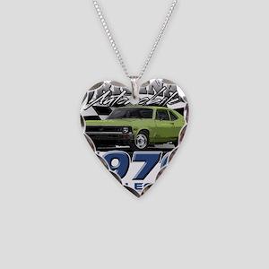 1970 Nova Necklace Heart Charm