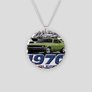 1970 Nova Necklace Circle Charm
