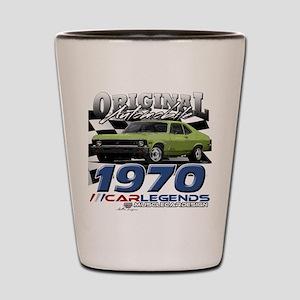 1970 Nova Shot Glass