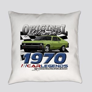 1970 Nova Everyday Pillow