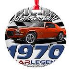 1970 z 28 Round Ornament