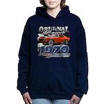1970 z 28 Women's Hooded Sweatshirt