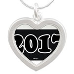 2017 License Plate Necklaces