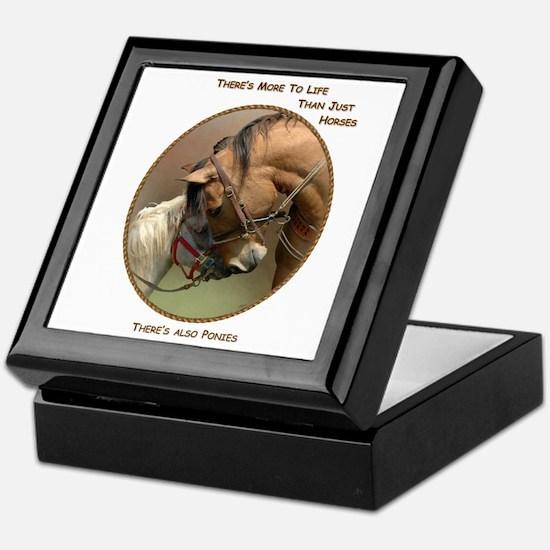 Also Ponies - Keepsake Box