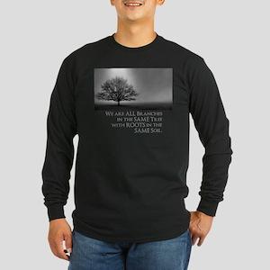 Samesoil Dark Long Sleeve T-Shirt