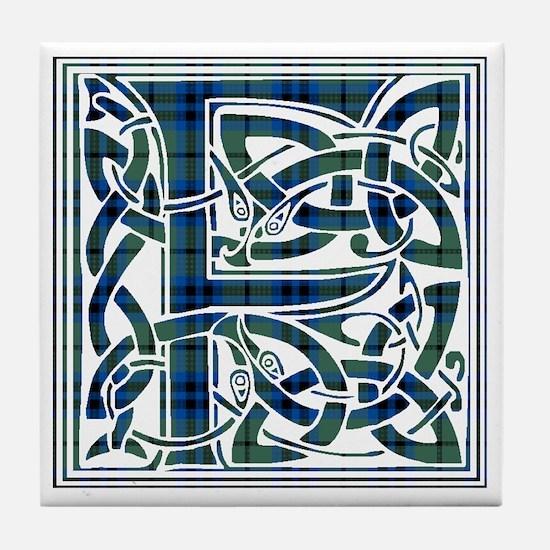 Monogram - Falconer Tile Coaster