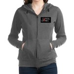 Capitol Crimes Women's Zip Hoodie