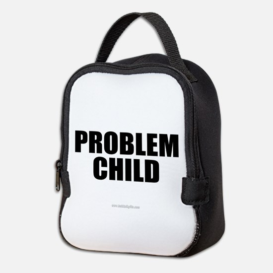 Problem Child... Neoprene Lunch Bag