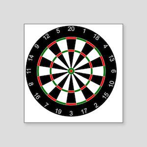 dart board Sticker