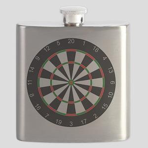 dart board Flask
