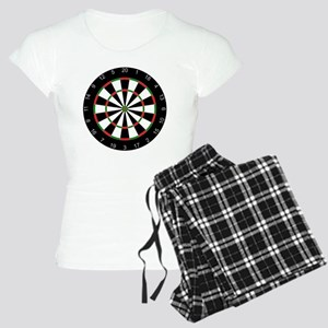 dart board Women's Light Pajamas