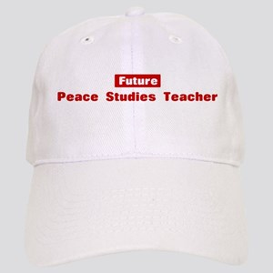 Future Peace Studies Teacher Cap