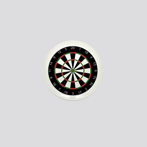Dart Board Mini Button
