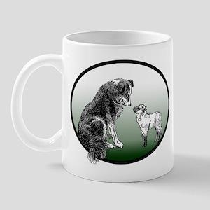 club logo Mug