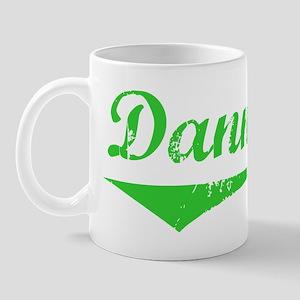 Danna Vintage (Green) Mug