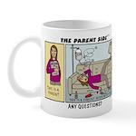 Any Questions? Mug