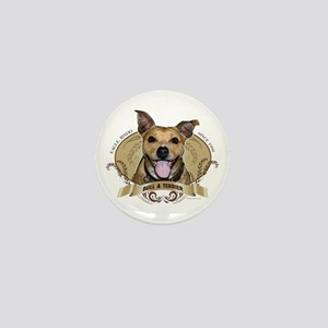 Pit Bull Ale & Beer Mini Button