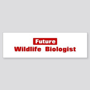 Future Wildlife Biologist Bumper Sticker