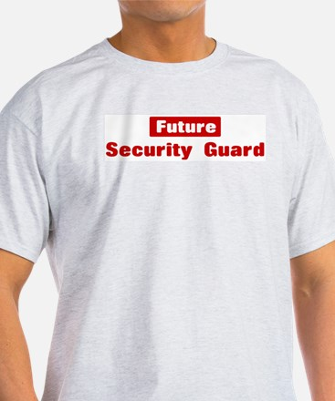 Future Security Guard T-Shirt