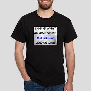 awesome butcher Dark T-Shirt