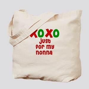 Kisses & Hugs for Nonna Tote Bag