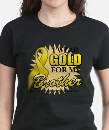 Gold For My Brother T-Shirt