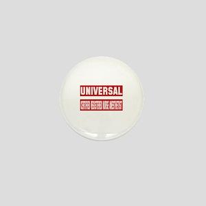 Universal Certified Registered Nurse A Mini Button