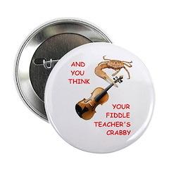 Fiddle Button, Fiddler Crab Teacher