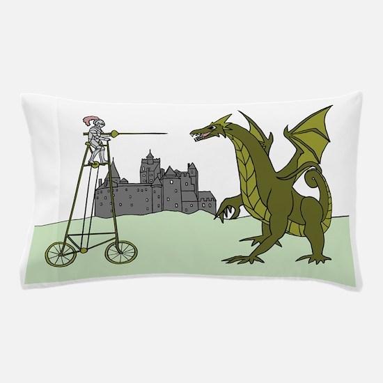 Cute Dragon slayers Pillow Case