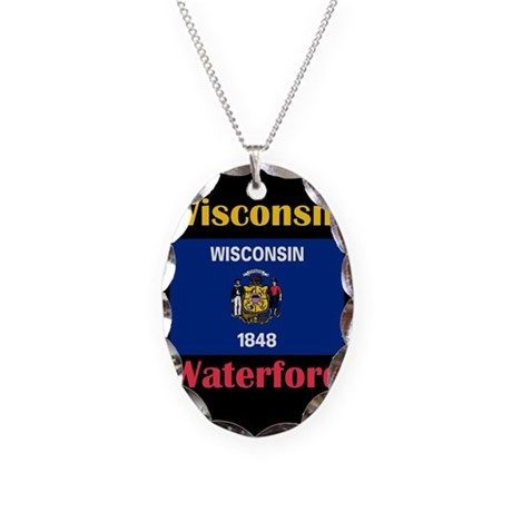 Waterford Wisconsin Necklace