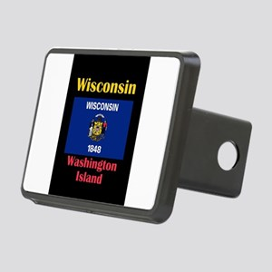 Washington Island Wisconsin Hitch Cover