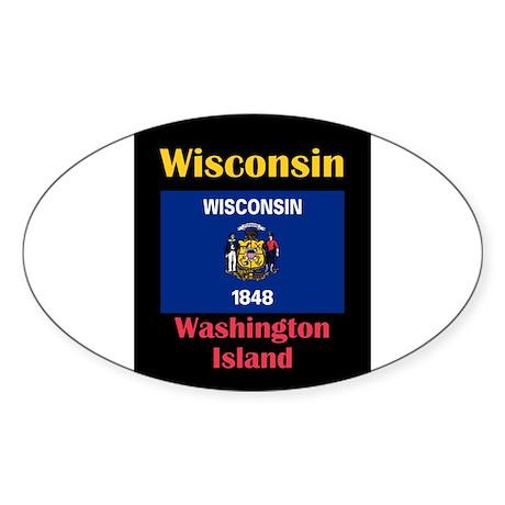 Washington Island Wisconsin Decal  sc 1 st  CafePress & Washington Island Wi Gifts u0026 Merchandise | Washington Island Wi ...