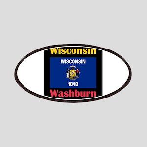 Washburn Wisconsin Patch