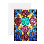 Jeweled Cross Greeting Cards (Pk of 10)