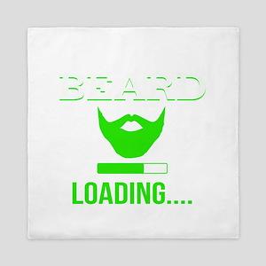 Beard Loading Queen Duvet