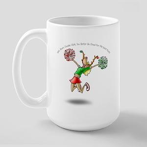 A Little Cheer Large Mug