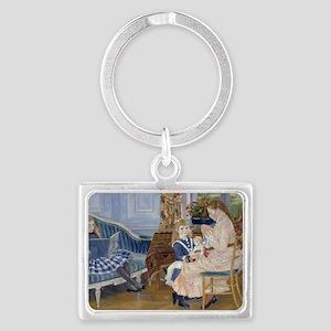 Renoir's Reader Keychains