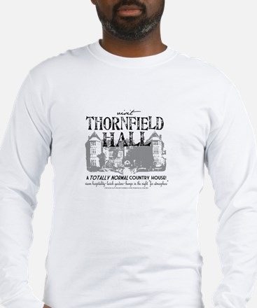 Visit Thornfield Hall Long Sleeve T-Shirt
