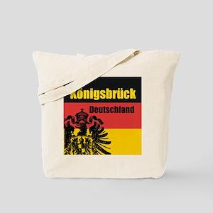 Königsbrück Deutschland Tote Bag