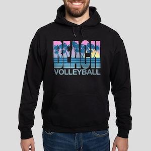 Beach Volleyball Hoodie (dark)