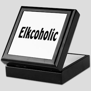 Elkcoholic Keepsake Box