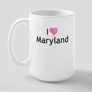 Maryland Large Mug
