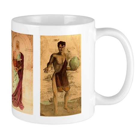Greek Gods Mug