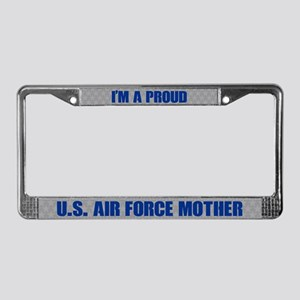 U.s. Air Force Mother License Plate Frame